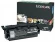 LEXMARK 650A11E lézertoner, T650, 652, 654 nyomtatókhoz, fekete, 7k (return)