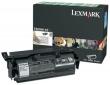 LEXMARK 650H11E lézertoner, T650, 652, 654 nyomtatókhoz, fekete, 25k (return)