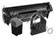 KONICA-MINOLTA TN110 fénymásolótoner, Bizhub 190F, fekete