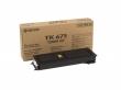 KYOCERA-MITA TK-675 fénymásolótoner, KM 2560, 3060, fekete, 20k