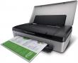 HP nyomtató, tintasugaras, hordozható, bluetooth, HP Officejet 100