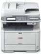 OKI nyomtató, LED, mono, multifunkciós, duplex, hálózat, wireless, fax, OKI MB471w