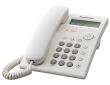 PANASONIC telefon, vezetékes, PANASONIC KX-TSC11HGW, hívófél azonosító