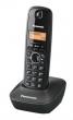 PANASONIC telefon, vezeték nélküli, PANASONIC KX-TG1611HGH, szürke