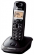 PANASONIC telefon, vezeték nélküli, PANASONIC KX-TG2511HGT, fekete