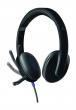 LOGITECH fejhallgató, sztereó, mikrofonnal, H540