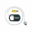 KENSINGTON notebookzár, kulcszáras, visszahúzható kábel, MicroSaver