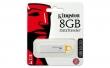 KINGSTON pendrive, 8 GB, USB 3.0, DTI G4, sárga