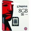 KINGSTON memóriakártya, Micro SDHC, 8 GB, Class 4
