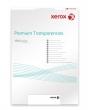 XEROX írásvetítő fólia, A4, fekete-fehér fénymásolóhoz, lézernyomtatóba, lehúzható vezetőcsíkkal