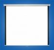 VICTORIA vetítővászon, fali, rolós, 155x160 cm, 1:1