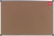 NOBO parafatábla, 60x90 cm, alumínium keretes, Elipse