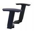 MAYAH karfa irodai székhez, állítható, fekete