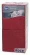 TORK szalvéta, 24x24 cm, 2 rétegű, 1/4 hajtogatott, Advanced, bordó