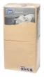TORK szalvéta, 24x24 cm, 2 rétegű, 1/4 hajtogatott, Advanced, csontszín