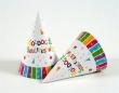 csákó, papír, Boldog születésnapot