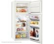 ZANUSSI hűtőszekrény, felülfagyasztós, kombinált, 180 l, fehér