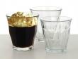 pohár, kávés, 24 cl, üveg, Retro