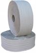 toalettpapír, 1 rétegű, 23 cm átmérő, nagytekercses, törtfehér