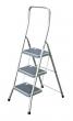 KRAUSE fellépő, 2 lépcsőfokos, alumínium, Toppy XL