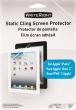FELLOWES képernyővédő fóliacsomag, Apple iPad 2 és iPad 3 készülékekhez, sztatikusan tapadó, WriteRight®