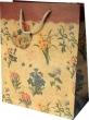 dísztasak, 11,4x6,4x14,6 cm, normál, virágos