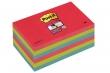3M POSTIT öntapadó jegyzettömb, 76x127 mm, 90 lap, Super Sticky, pipacs