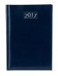 VICTORIA naptár, tervező, A5, napi, kék