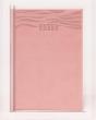 TOPTIMER naptár, tervező, A5, napi Wave, rózsaszín
