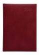 TOPTIMER tárgyalási napló, B5, Traditional, bordó