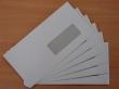 MULTIBRAND boríték, LC6/5, enyvezett, jobb ablakos (35*90)