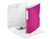 LEITZ iratrendező, 65 mm, A4, PP, 180 Active Wow, rózsaszín
