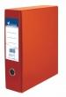 VICTORIA tokos iratrendező, 75 mm, A4, karton, narancs