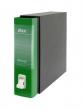 REXEL tokos iratrendező, 85 mm, A4, karton, Dox, zöld