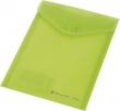 PANTA PLAST irattartó tasak, A7, PP, patentos, pasztell zöld