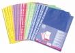 VIQUEL genotherm, lefűzhető, A4, 50 mikron, víztiszta Trend, vegyes színek