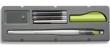 PILOT töltőtoll, 0,5-3,8 mm, zöld kupak Parallel Pen