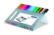STAEDTLER tűfilc készlet, 0,3 mm Triplus Box, 20 különböző szín