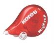 KORES hibajavító roller, 4,2 mm x 8 m Scooter, piros
