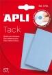 APLI gyurmaragasztó, 57 g, kék
