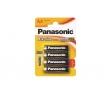 PANASONIC elem, LR/6AA, alkáli, ceruza, Alkaline Power