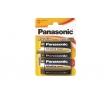 PANASONIC elem, LR20/D, alkáli, góliát, Alkaline Power