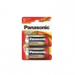 PANASONIC elem, LR20/D, alkáli, góliát, Pro Power