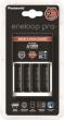 PANASONIC elemtöltő, AA ceruza, 4x2500 mAh AA, gyorstöltő Eneloop PRO