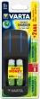 VARTA elemtöltő, AA ceruza/AAA mikro, 4x2100 mAh AA+ 2x 800 mAh AAA Pocket