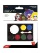 MULTIBRAND arcfesték, szivaccsal, 7 különböző szín
