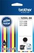 BROTHER lC529XLB Tintapatron DCP-J100, J105 nyomtatóhoz, fekete, 2400 oldal