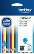 BROTHER lC525XLC Tintapatron DCP-J100, J105 nyomtatókhoz, kék, 1300 oldal