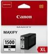 CANON pGI-1500BXL Tintapatron Maxify MB2350 nyomtatókhoz fekete, 34,7 ml