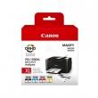 CANON pGI-1500XLKIT Tintapatron multipack Maxify MB2350 nyomtatóhoz b+c+m+y, 34ml+3*12ml